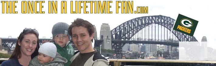 The Once in a Lifetime Fan.com
